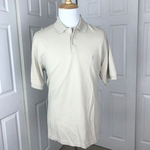 Mens performance Cotton brooks brothers polo shirt